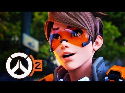 "Overwatch 2 - Official Announcement Cinematic Trailer | ""Zero Hour"" | BlizzCon 2019"