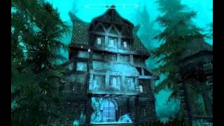 Обзор мода на The Elder Scrolls V: Skyrim (В глубины)