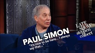 <b>Paul Simon</b> Is Donating Profits From His Tour