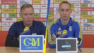Film do artykułu: Fortuna 1 Liga. Arka Gdynia...