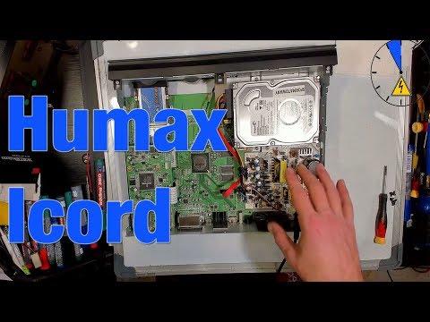 Whats inside Humax ICORD HD #ET5M