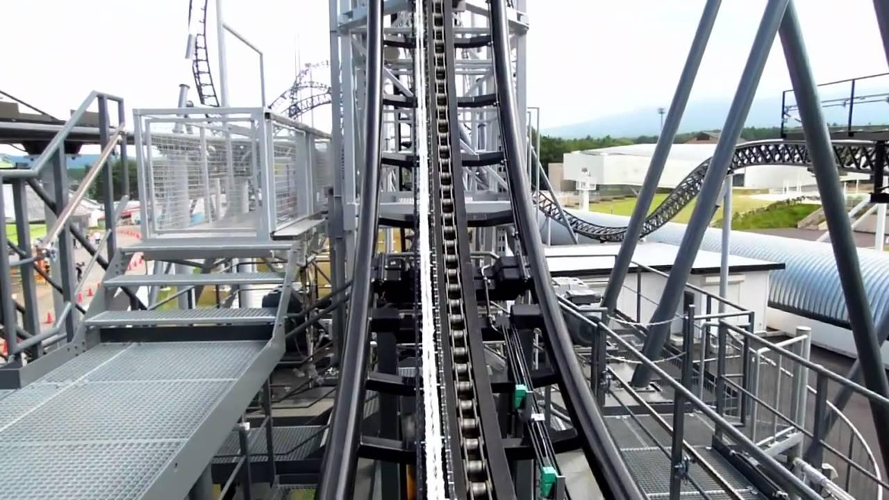 World's Steepest Roller Coaster Makes Me Shudder