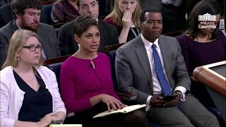 WH Briefing questions on Trump & Stormy