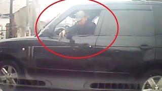 Беспредел на дороге - вооружены и опасны часть 2, подборка дтп