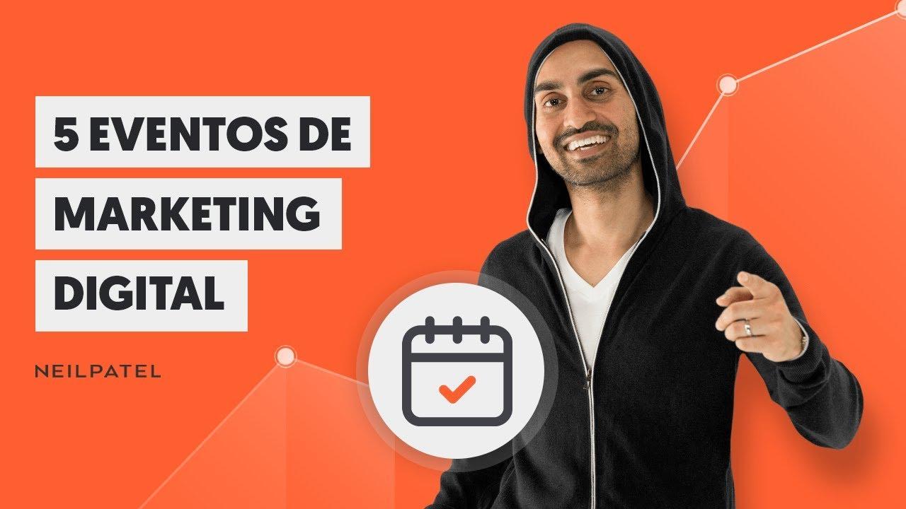 Os 5 Principais Eventos de Marketing Digital que Você Deveria Participar