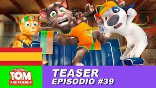 ESTE JUEVES en Talking Tom and Friends (Teaser del Episodio 39)