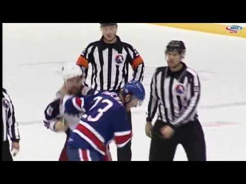 Tyson Strachan vs. Tanner Glass