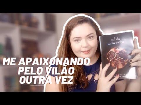 Resenha Sol da Meia Noite - A volta do Vampiro! | CanalNoSitedaNay