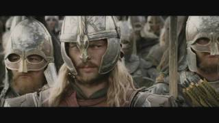 30 Seconds to Mars - Stranger in a strange Land: Lord of the Rings Video (Lyrics)