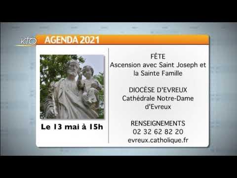 Agenda du 3 mai 2021