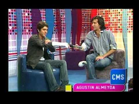 Agustin Almeyda video Entrevista CM - Estudio CM - Marzo 2012