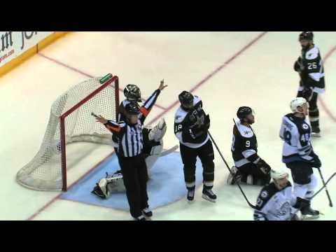 Highlights: Stars 4 IceCaps 3 (OT) (Game 5, June 17, 2014)