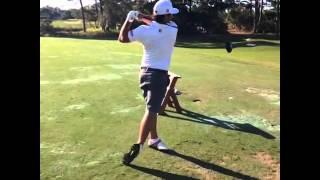 Brooks Koepka Golf Swing