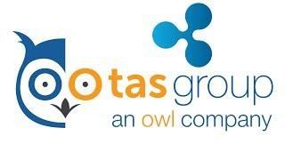 TAS and Ripple Software Integration Confirmed!
