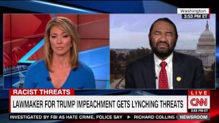 "Al Green: ""I Do Not know"" if Trump Would be Found Guilty if Impeached"