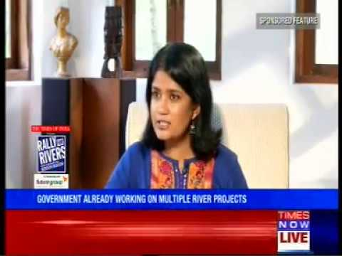 Times Now  - Rally for Rivers - 23/09/17