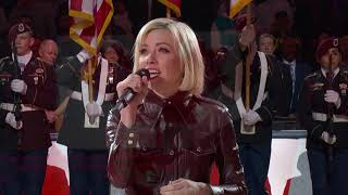 Carly Rae Jepsen Sings The Canadian National Anthem | 2019 NBA All-Star