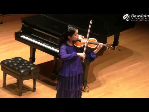Check out my performance of Paganini's Caprice No. 24!