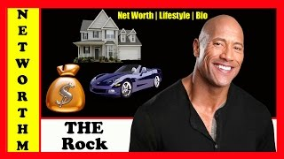 Dwayne Johnson Net Worth 2017 | The Rock Cars Collection, Houses, Lifestyle + Biography