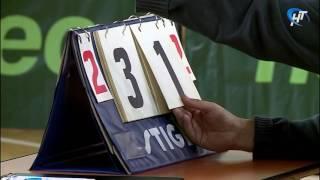 В Великом Новгороде завершились соревнования по настольному теннису среди инвалидов