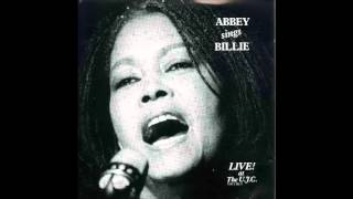 Abbey Lincoln / I Only Have Eyes For You