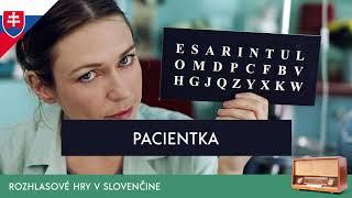 Agatha Christie - Pacientka (rozhlasová hra / 1993 / slovensky)