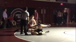 220lb. | Alex Buteau (Concord, NH) vs. Robbie Fahey (Pinkerton Academy, NH)