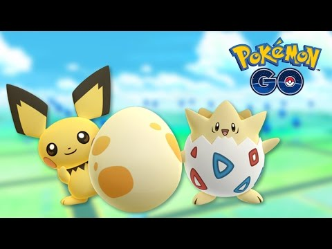 Pokemon GO's New Baby Pokemon: Here's How You Can Get Them
