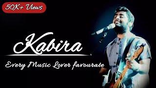 Re Kabira Maan Ja Arijit Singh | Kabira Lyrics - YouTube