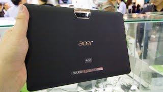 Acer Iconia Tab 10 A3-A40: Mein erster Eindruck | Deutsch