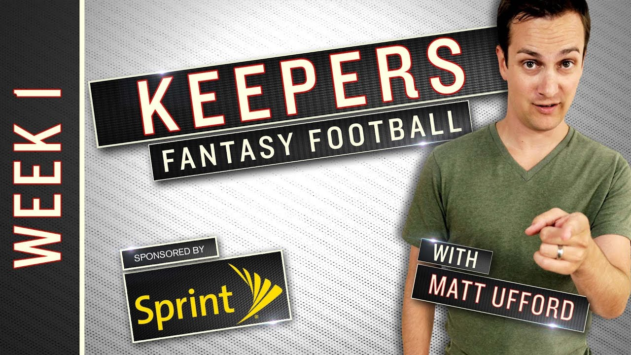 Fantasy Football Week One Stars and Monday Plays - Keepers Two-Minute Drill thumbnail