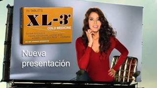XL-3 Cold Medicine | Cough and Cold