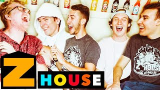 Z HOUSE GUESS WHO CHALLENGE
