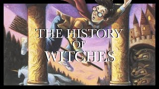 Witches in Literature and Art | The History of Witches Part 2