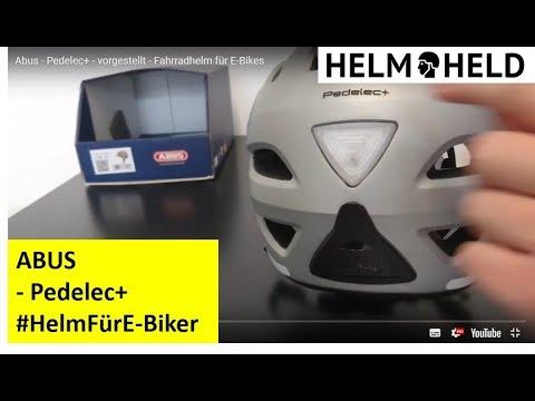 Abus - Pedelec+ - vorgestellt - Fahrradhelm für E-Bikes