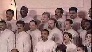 THE HALLELUJAH CHORUS ( BROOKLYN TABERNACLE CHOIR )