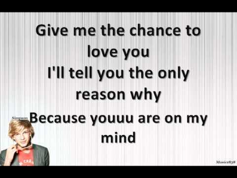 6ad9d2c6fa9 On My Mind — Cody Simpson