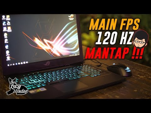 Rajanya Laptop Gaming E-Sports, Review ROG GL503VD Scar Edition – Lazy Tech