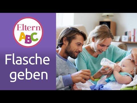Was ist rund ums Fläschchengeben wichtig? | Baby | Eltern ABC | ELTERN | Eltern-Ratgeber