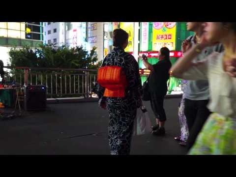Shinjuku Station Noise Concert Akira Style