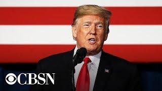 Watch live: Trump delivers speech after Senate acquittal