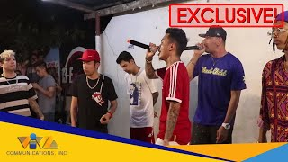 EX BATTALION performs their newest track 'Sama Sama'
