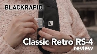 5 Minute Review - My Favorite Blackrapid Camera Strap (RS-4)