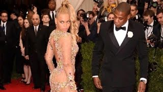 Beyonce and Jay z - Beyonce Net Worth - Relationship Goal @ MetGala April 2015