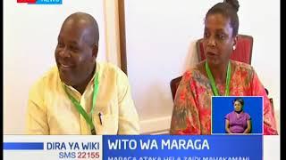 Jaji mkuu David Maraga atoa wito kwa wabunge wa kamati ya sheria