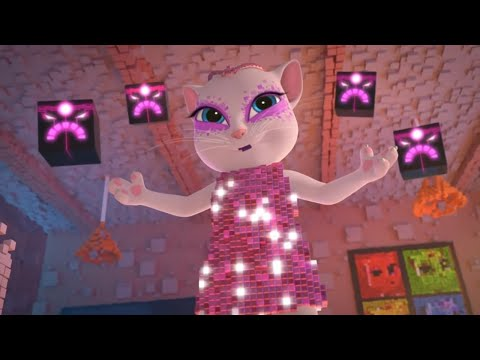 The Digital Queen - Talking Tom and Friends   Season 4 Episode 2