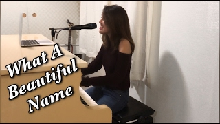 Deborah Campioni - What A Beautiful Name (Cover)