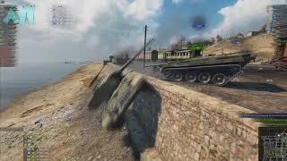 Приколы в World of Tanks   невезение, перевороты