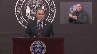 September 17th, 2020: Utah Governor Gary Herbert COVID-19 Press Conference