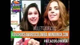 Лодовика Комельо, Cande y Lodovica - #KCAColombia